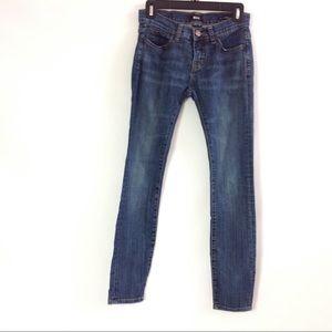 BDG Womens Denim Jean Skinny Blue Sz 26W 30L